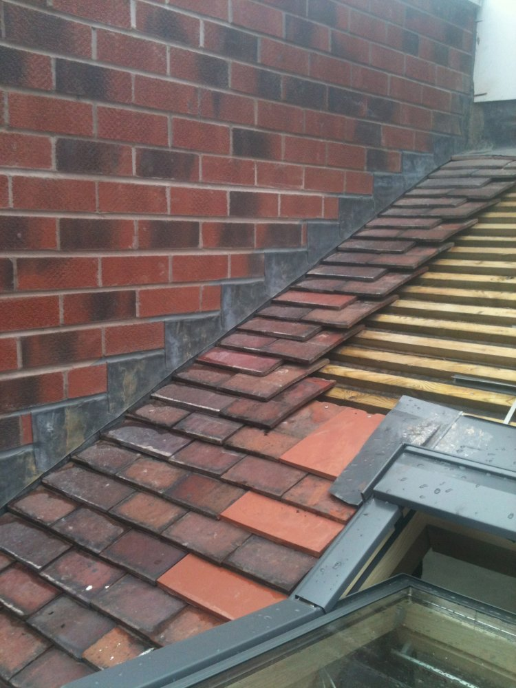 Lead Work And Velum 10 6 Rosemary Tiles AD Roofing
